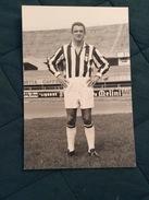 Fotografia Originale Di CESARE RINO FERRARIO Della Juventus - Fútbol
