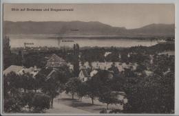Blick Auf Bodensee Und Bregenzerwald - Steinach, Altenrhein, Lindau, Rorschach - Photoglob - SG St. Gall