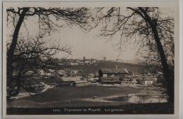 Praroman-le-Mouret - Vue Generale - Photo: Perrochet-Matile No. 4412 - FR Fribourg