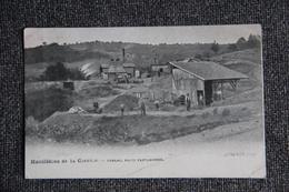 CUBLAC - Houillières De La CORREZE , Puits Festugières. - Francia