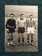 Fotografia Originale Di LUCIDIO E VITTORIO SENTIMENTI Della Juventus - Fútbol