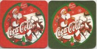 Coca Cola Coaster From Serbia - Coasters