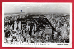 New York City. Looking North From Observation Roof Of R.C.A. Building. 1946 - Multi-vues, Vues Panoramiques