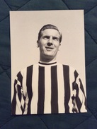 Fotografia Originale Di CARL AAGE PRAEST Della Juventus - Football