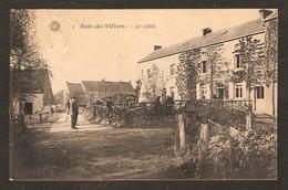 -RARE -  Bois-de-Villers - Le Culot N° 1 - Avec Tampon PATRONAGE St-Roch Lonzére - Profondeville