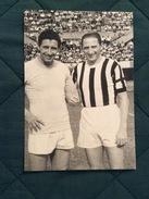 Fotografia Originale Di SILVIO PIOLA Della Juventus - Football