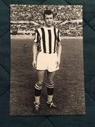 Fotografia Originale Di ERMES MUCCINELLI Della Juventus - Fútbol