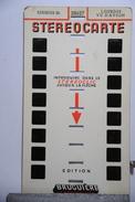 BRUGUIERE   28627   LOURDES 20  LOURDES VU D'AVION - Stereoscopes - Side-by-side Viewers