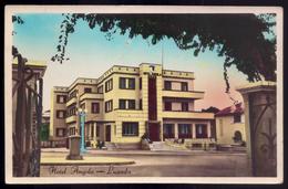 HOTEL ANGOLA Luanda. Vintage Photo Postcard ANGOLA / AFRICA - Angola