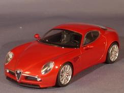 Minichamps 403120523, Alfa Romeo 8C Competizione, 2003 - Minichamps