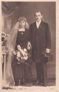 AK Foto Brautpaar - Ca. 1910/20 (26367) - Noces