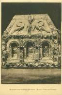 12 - Reliquaire En Or De Pépin (IXe Siècle) - Revers - Trésor De Conques - France