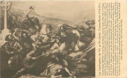 Les Carolingiens (de 751 Au IXe Siècle) - Charles-Martel (714-741) - Histoire