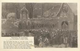 Souvenirs De Lamartine - Les Funérailles (4 Mars 1869) - Souvenir De...