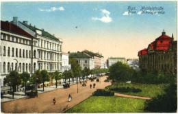 Riga - Nicolaistrasse - Nikolaja Eela - Letonia