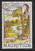 Mauritius, Scott # 447a Used Settlement Og Rodrigues, 1987 - Mauritius (1968-...)