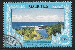 Mauritius, Scott # 694 Used Estuary, Dated 1998 - Mauritius (1968-...)