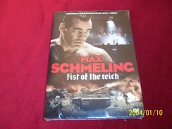 MAX SCHMELING  ° FIST OF THE REICH - History