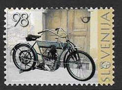Slovenia: 2005 Janez Puh (Johann Puch) Motorcycle Pioneer MNH - Slovénie