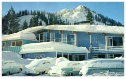 16413 CA  Lake Tahoe  Squaw Valley Lodge Motel - Hotels & Restaurants
