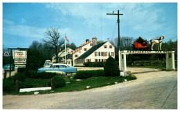 16485  CT Stamford   Chimney Corner Inn  Restaurant - Hotels & Restaurants