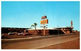 16273  CA  Fresno  Marlo Carousel Motel  & Restaurant - Hotels & Restaurants