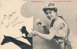 Ombromanie - L'Ecuyère Et Son Dada - Silhouettes