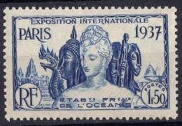 OCEANIE   N* 126  TB  Charniere - Oceania (1892-1958)