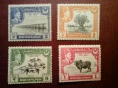 1949 Bahalawpur 3 Series UPU - Bahawalpur