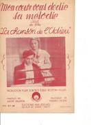 Partition- Mon Coeur Dedie Sa Melodie -   - Paroles:Albert Valentin  -Musique: Frederic Chopin - Non Classés