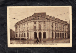 68 - MULHOUSE - Société Générale Alsacienne De Banque - Mulhouse