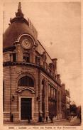 LORIENT -56- HOTEL DES POSTES ET RUE POISSONNIERE - Lorient