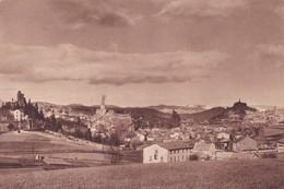 43-----LE PUY EN VELAY---les Quatre Rochers---voir 2 Scans - Le Puy En Velay