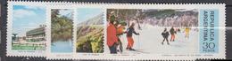 ARGENTINE    1977         N°   1099 / 1102        COTE     2 , 00   EUROS         ( D 117 ) - Argentine