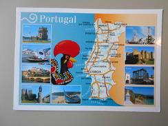 PORTUGAL CARTE - Non Classificati