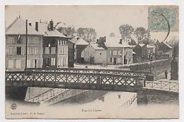 08 ARDENNES - LE CHESNE Pont (voir Descriptif) - Le Chesne