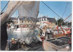 CARTERET - Le Petit Port Et La Rue De Paris - Carteret