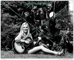 France Gall - 0021 - Glossy Photo 8 X 10 Inches - Berühmtheiten