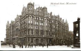 N°29891 -cpa Midland Hôtel Manchester - Manchester