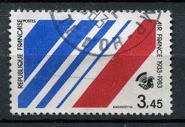 France 1983 -  N° 2278 - 50ème Anniversaire De La Création De La Compagnie Air-France - Oblitéré * - France