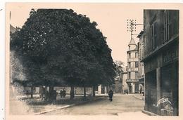Cpsm 12 Rodez Place Du Bourg - Rodez