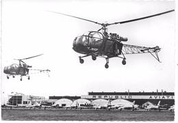 HELICOPTERE - ALOUETTE - Helicópteros