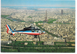 "HELICOPTERE - AEROSPATIALE AS-365 C1 ""DAUPHIN"" - Helicópteros"