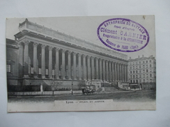 LYON Palais De Justice - Lyon