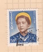 Vietnam S 15 1952 Empress Nam-Phuong 50c Used - Viêt-Nam