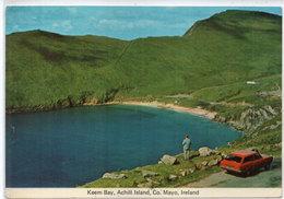Keem Bay, Achill. Island, Co. Mayo, Ireland (Auto)  -  (93974) - Irlande