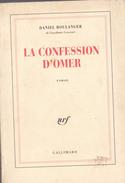 La Confession D'omer By Daniel Boulanger (ISBN 9782070721559) - Other