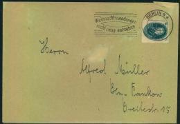 1950, Ortsbrief Ab BERLIN N 4 Mit EF 16 Pfg. Akademie. - DDR