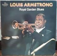 """Louis Amstrong """"Royal Garden Blues"""" - Blues"""
