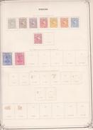 Iran - Collection Vendue Page Par Page - Timbres Oblitérés / Neufs * (avec Charnière) -Qualité B/TB - Iran